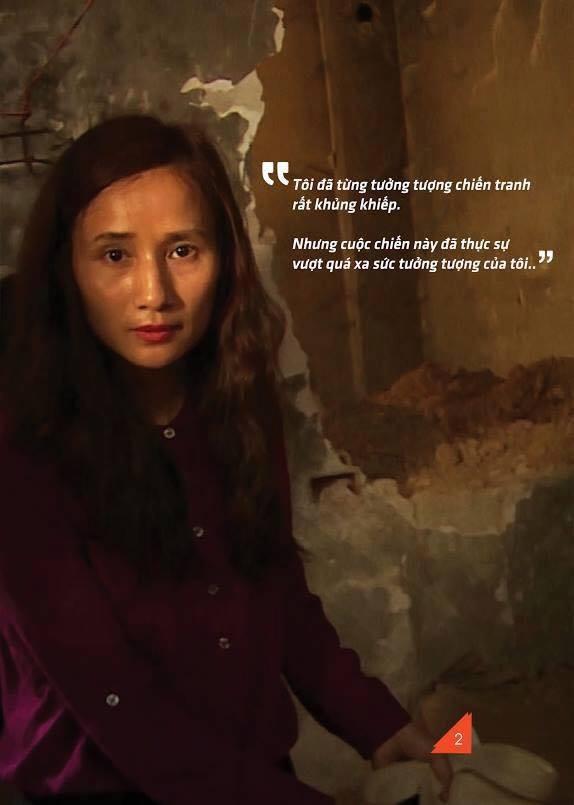Nha bao Le Binh: 'Toi khong dien kich o Syria' hinh anh 3