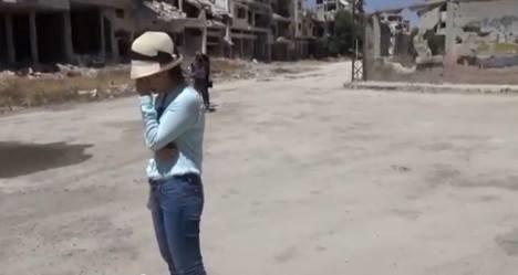 Le Binh giai thich viec nho Lanh su o Li-bang de vao Syria hinh anh 1