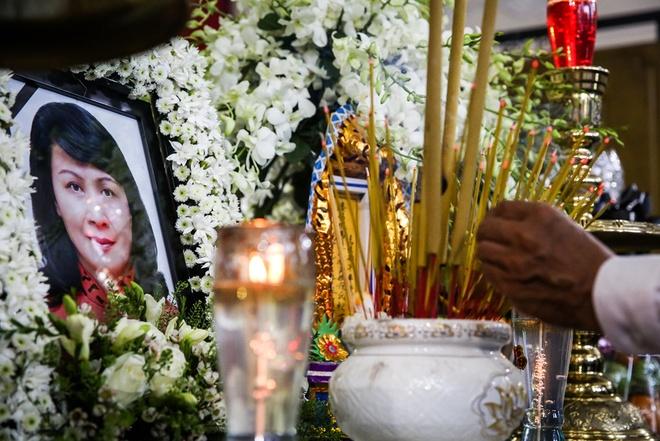 Lễ truy điệu đẫm nước mắt tiễn đưa Phó chủ tịch TP.HCM Nguyễn Thị Thu