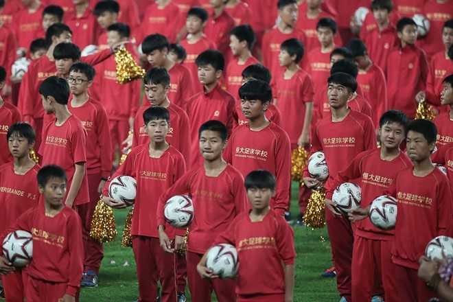'Trung Quoc co qua ao tuong khi nghi se vuot Brazil?' hinh anh 1