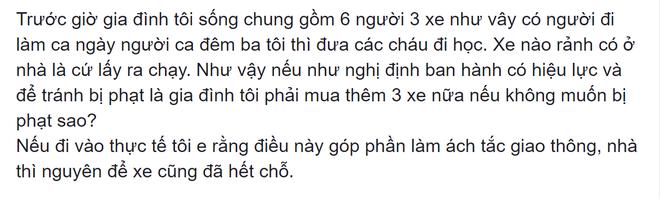 'Nen xu phat xe khong chinh chu som hon' hinh anh 1
