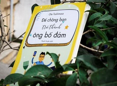 Cam nang bien nguoi chong thanh ong bo dam hinh anh 1