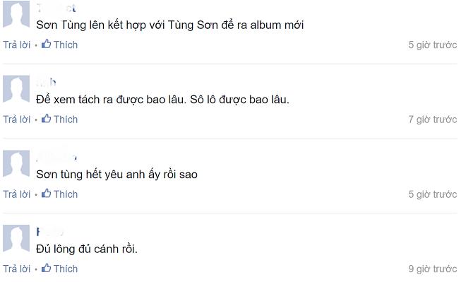 Son Tung chia tay Quang Huy co phai la sai lam? hinh anh 3