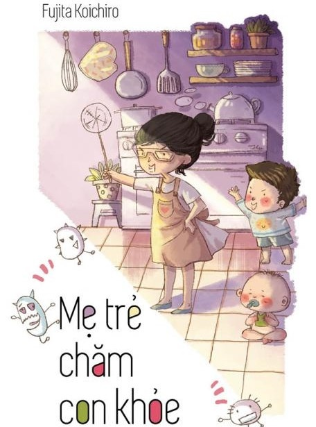 'Me tre cham con khoe': Lam me de hon bao gio het hinh anh 1