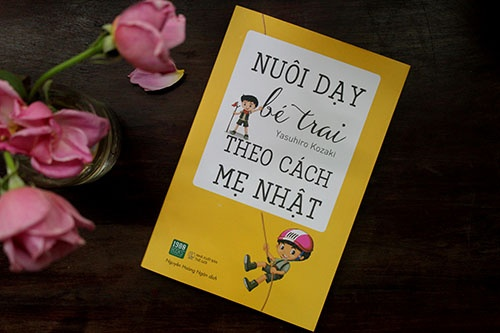 nuoi day be trai theo cach me Nhat anh 1