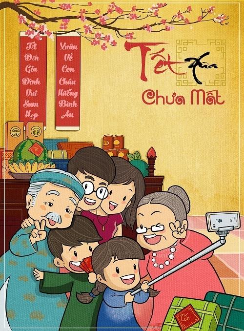 'Tet xua chua mat': Nhung hoai niem ve Tet truyen thong hinh anh 1
