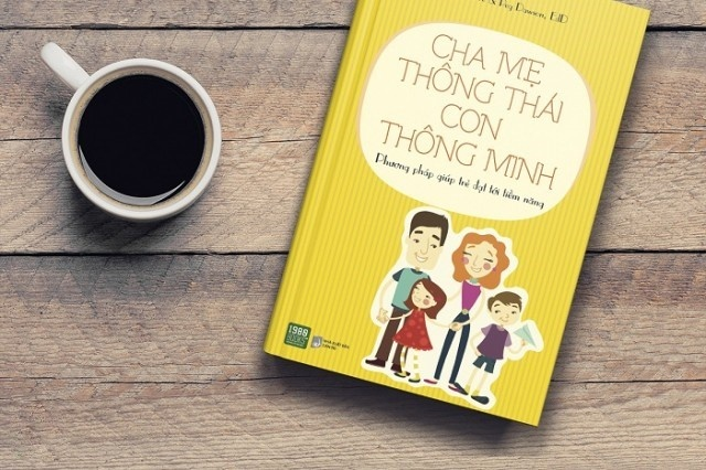cuon sach Cha me thong thai con thong minh anh 1