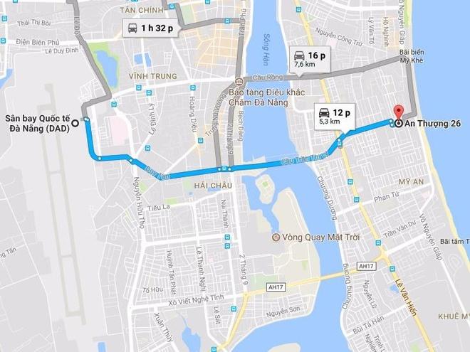 Vu 'chat chem' 700.000 dong cho 6 km taxi lam xau hinh anh Da Nang hinh anh