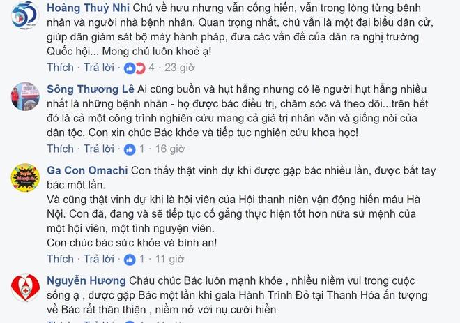 'Bac si Nguyen Anh Tri ve huu nhung van luon trong long benh nhan' hinh anh 3