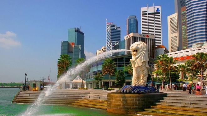 Singapore dan dau top 10 diem den an toan nhat the gioi hinh anh