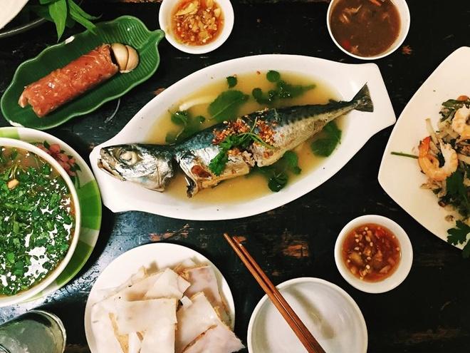 5 dia chi an mon Quang Nam - Da Nang ngon dung dieu o TP.HCM hinh anh