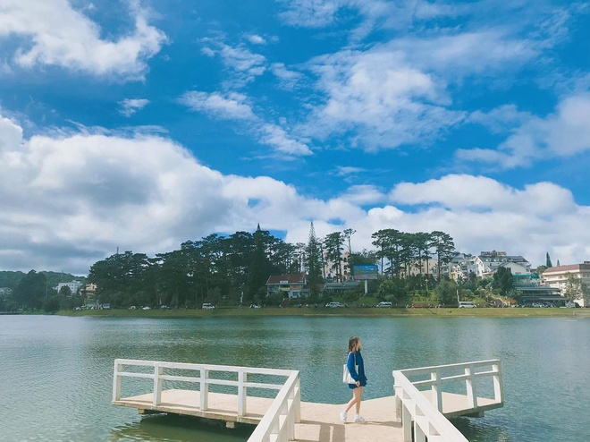 Kết quả hình ảnh cho hồ xuân hương dalat