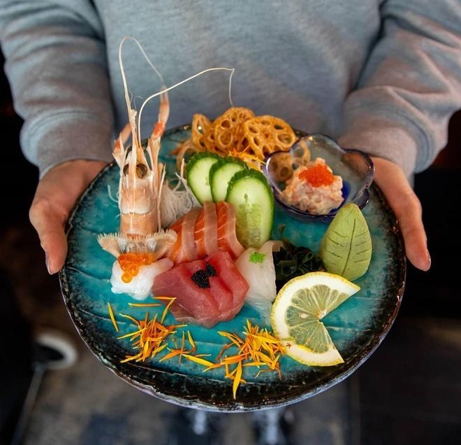 Diem khac biet co ban giua sushi va sashimi la gi? hinh anh 3