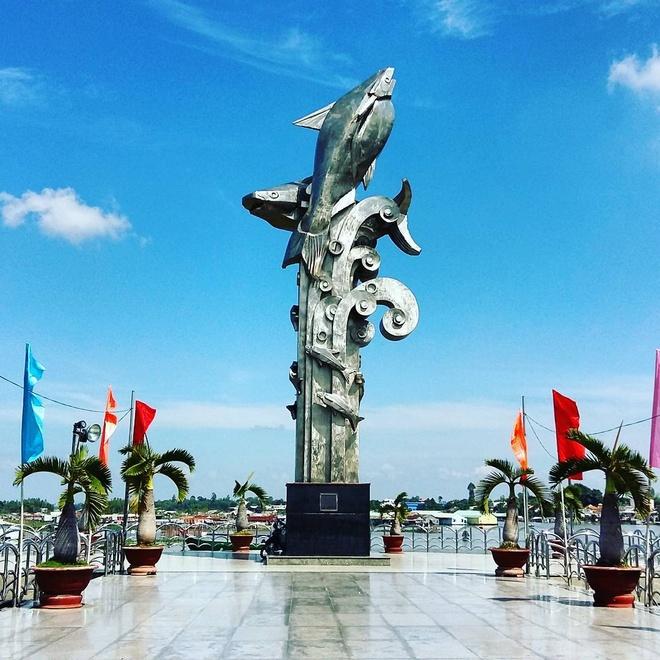 Mieu Ba Chua Xu nui Sam hut khach hanh huong dip Tet thuoc tinh nao? hinh anh 5