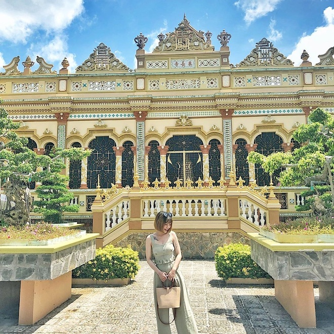 Tỉnh nào có ngôi chùa Việt đầu tiên mang kiến trúc kết hợp Đông - Tây?