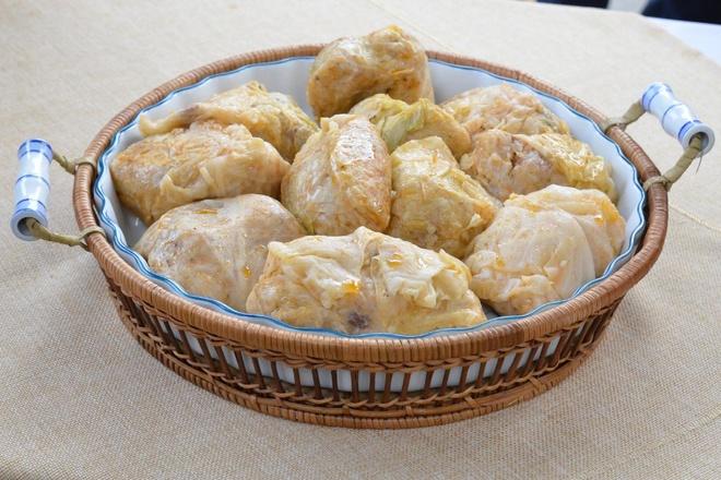Nguoi Hy Lap tim dong xu trong mon an nao de cau may? hinh anh 5 giaprakia_greek_gastronomy_guide.jpg