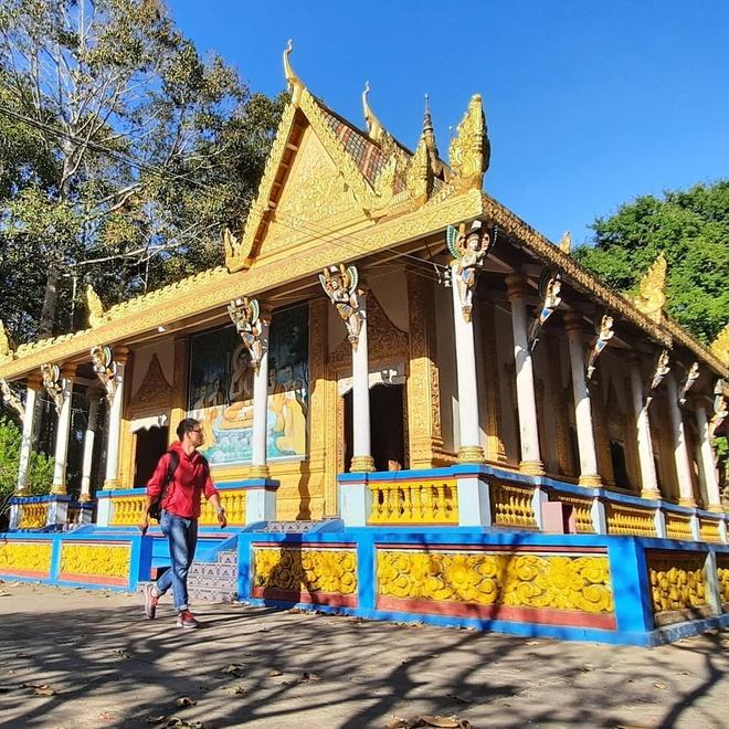 7 ngoi chua Khmer noi tieng mien Tay hinh anh 3