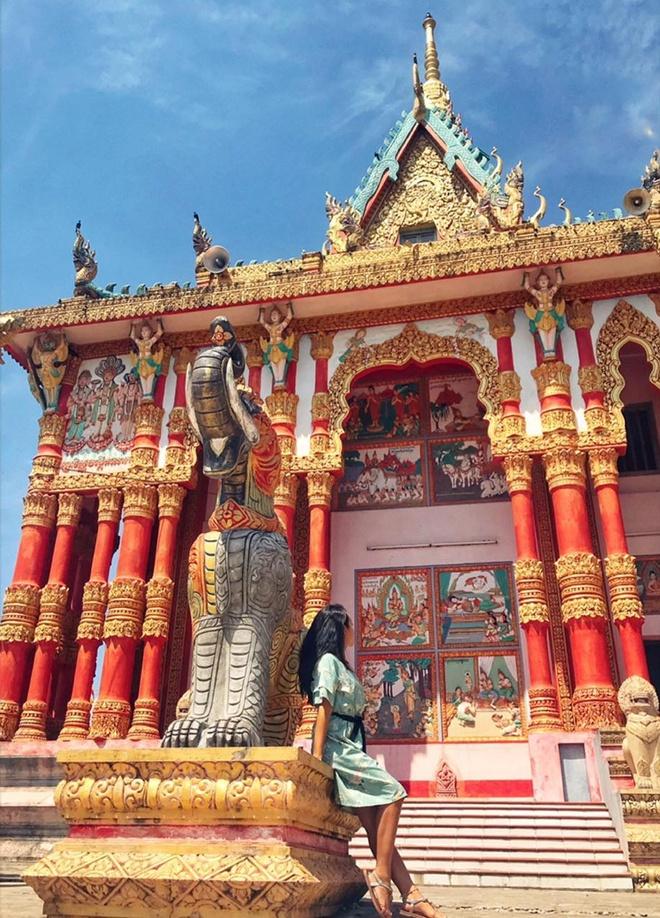 7 ngoi chua Khmer noi tieng mien Tay hinh anh 2