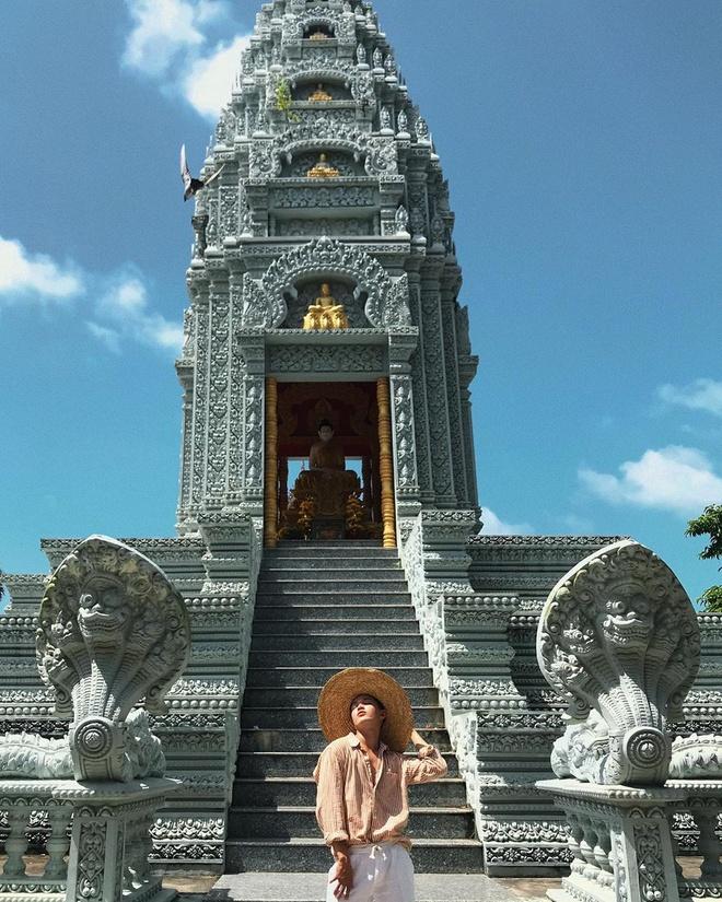 7 ngoi chua Khmer noi tieng mien Tay hinh anh 5
