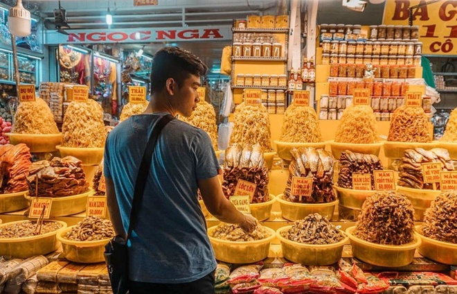 7 goi y an gi, mua gi o cho Chau Doc hinh anh 1