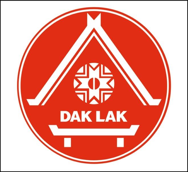 San vat nao co trong logo tinh Dak Lak? hinh anh 1