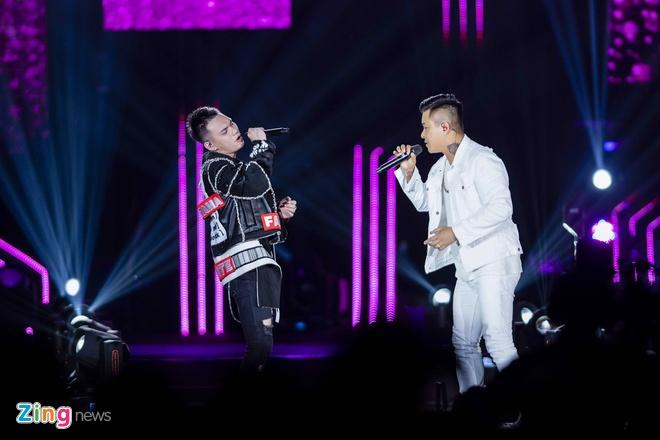 Tuấn Hưng song ca cùng con trai Su Hào