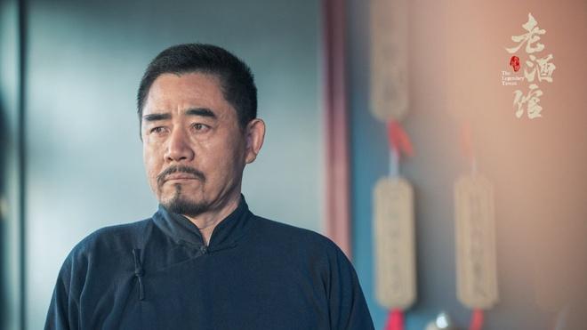 Dan sao Trung Quoc deo khau trang,  ngoi gian cach tai le trao giai anh 6