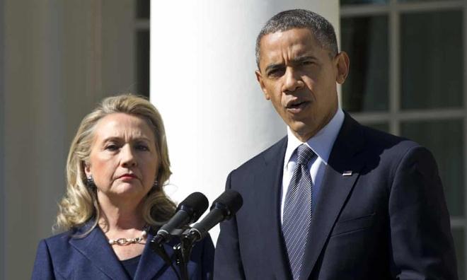 Phat hien bom gui toi van phong cua Clinton, Obama va CNN hinh anh