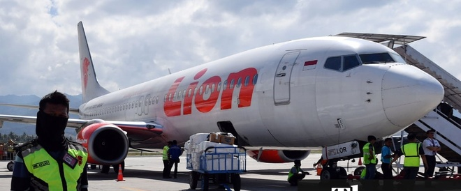 May bay Lion Air co the da dat toc do 1.000 km/h truoc khi tiep nuoc hinh anh