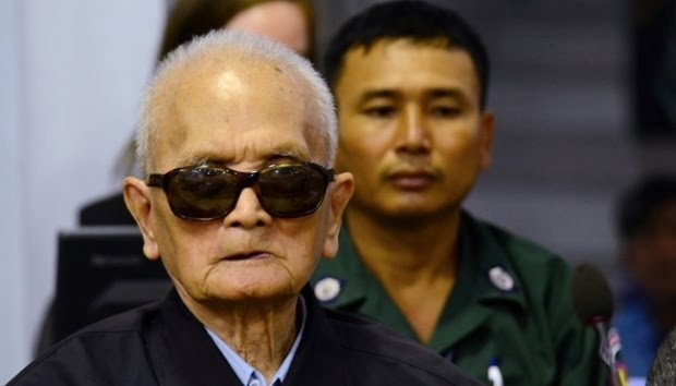 Hai cuu thu linh Khmer Do bi tuyen y an chung than hinh anh 2