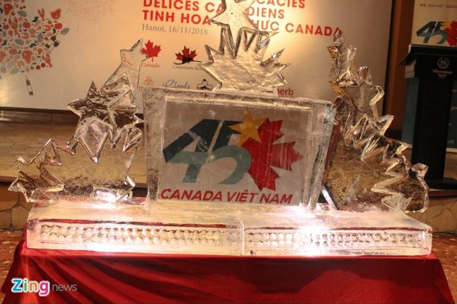 Thực khách Hà Nội trải nghiệm tinh hoa ẩm thực Canada