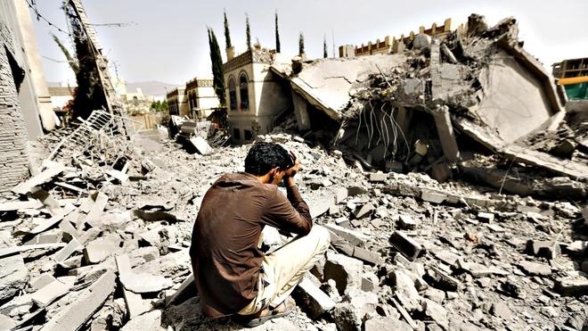 Saudi 'tong tien' My, nghi quyet keu goi ngung ban o Yemen bi chan hinh anh