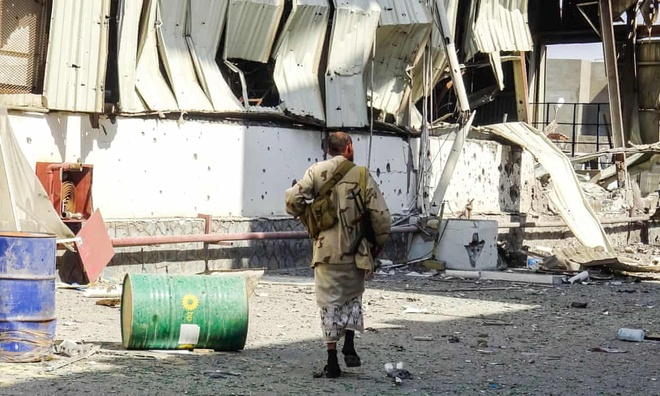 Saudi 'tong tien' My, nghi quyet keu goi ngung ban o Yemen bi chan hinh anh 1