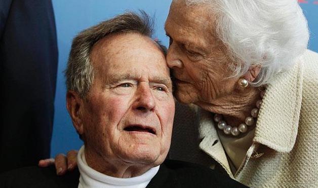 Nhung loi cuoi cung cua cuu tong thong Bush 'cha' hinh anh