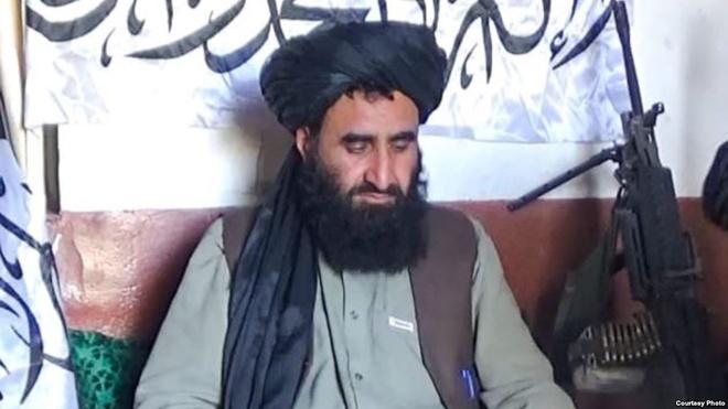 Thu linh hang dau Taliban bi tieu diet tai Afghanistan hinh anh