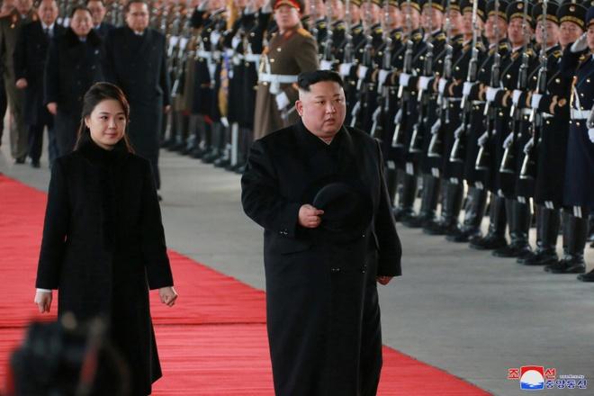 Ong Kim Jong Un don sinh nhat lan thu 35 tai Bac Kinh hinh anh 2