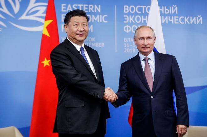 Trung Quoc, Nga va EU tim cach thoat khoi dollar dau mo hinh anh