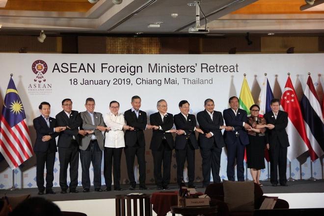 ASEAN xay dung mang luoi thanh pho thong minh anh 1