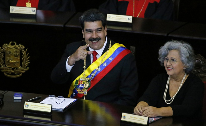 My, Venezuela trieu hoi nhan vien ngoai giao ve nuoc giua cang thang hinh anh 1