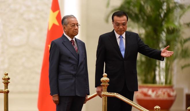 Malaysia 'khai tu' sieu du an 20 ty USD cua Trung Quoc hinh anh 2