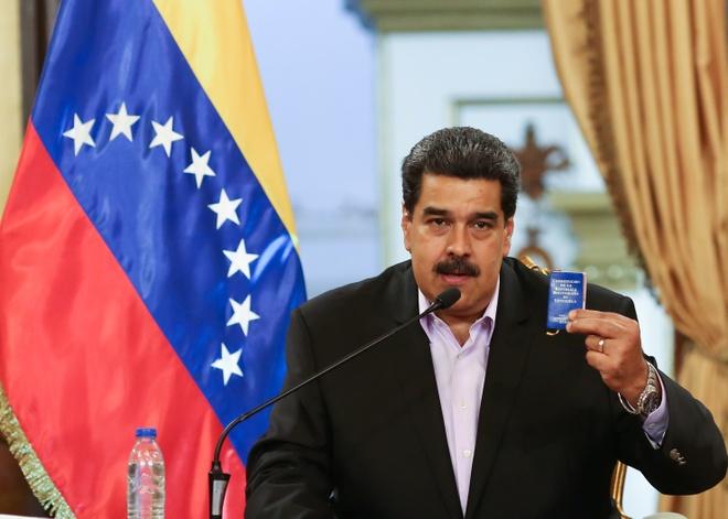 Tong thong Venezuela: Ong Trump ra lenh cho mafia am sat toi hinh anh 2