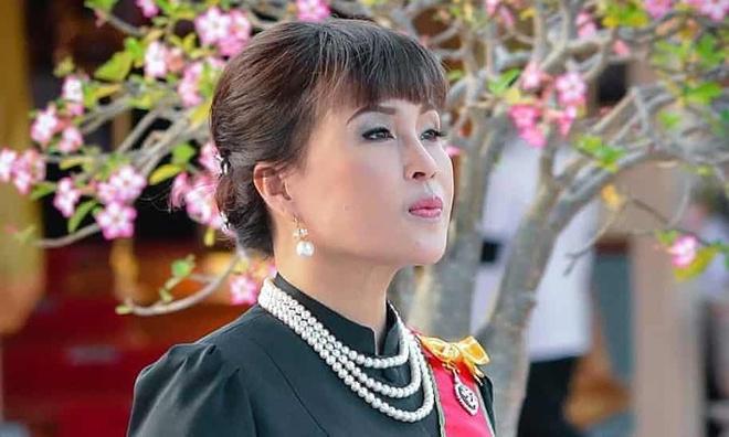 Cong chua Thai Lan huy bo ke hoach tranh cu hinh anh