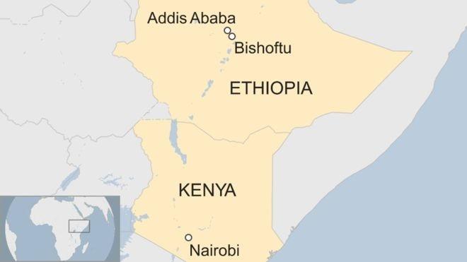 'Khong ai song sot' trong vu roi may bay cho 157 nguoi o Ethiopia hinh anh 1