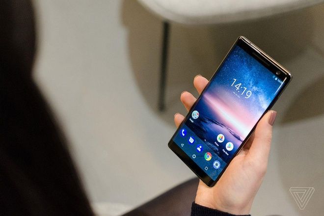 Phan Lan dieu tra dien thoai Nokia vi bi mat gui du lieu ve TQ hinh anh 1