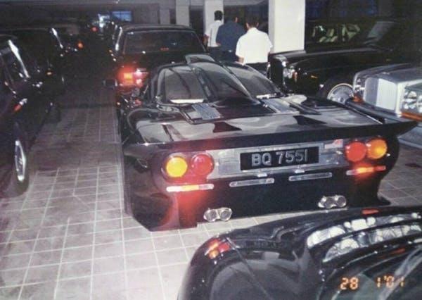 Bo suu tap hang nghin xe sieu hiem cua quoc vuong Brunei hinh anh 10