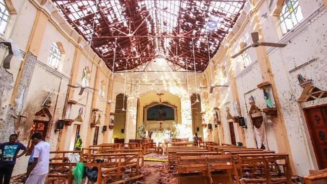 Danh bom khung bo Sri Lanka anh 1