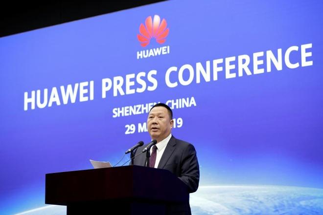 Huawei tiep tuc kien chinh phu My vi dao luat cua Trump hinh anh 1