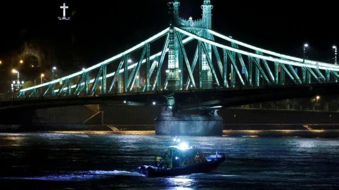 7 nguoi Han Quoc thiet mang vi chim tau du lich tren song Danube hinh anh 1