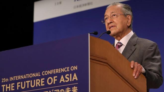 Thu tuong Malaysia Mahathir: Trat tu the gioi da that bai hinh anh 1