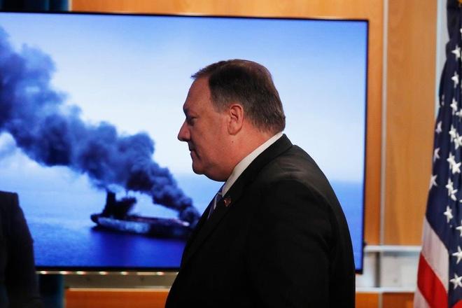 Chinh quyen Trump noi Iran lien he voi Al Qaeda, quoc hoi hoai nghi hinh anh 1
